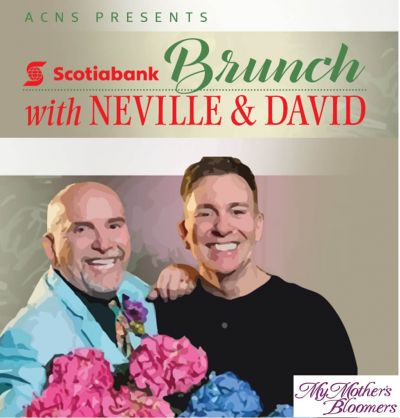 Scotiabank Brunch with Neville and David